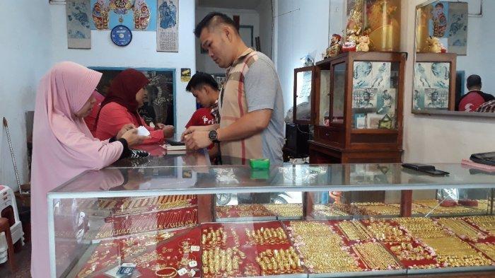 Harga Emas Hari Ini 21 Februari 2021 di Pegadaian, Emas Antam Naik Rp 14.000