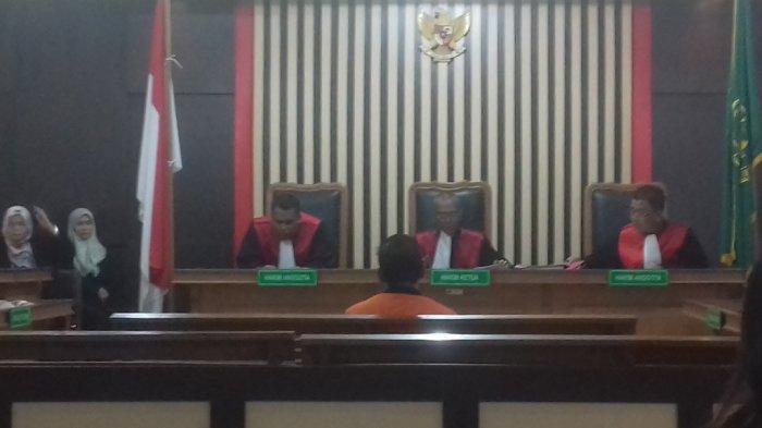Pembeli dan Penjual Sabu Sama-sama Dituntut Tujuh Tahun Penjara