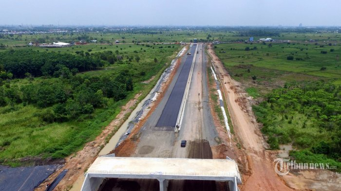 Wakil Bupati Tanjabbar Hairan Sebut Progres Jalan Tol Trans Sumatera Jambi Masih Proses Pendataan