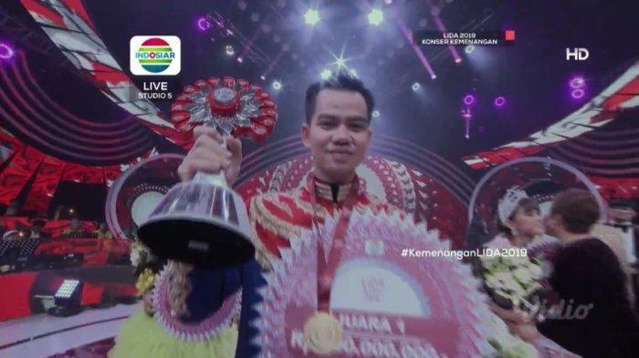 Detik-detik Menegangkan Faul dari Aceh Diumumkan Juara LIDA 2019, Uang Tunai & Kontrak yang Didapat!