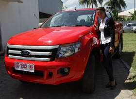 Alll New Ford Ranger