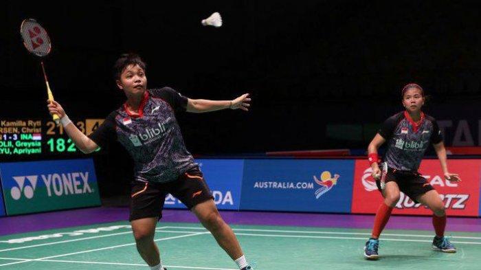 GALERI FOTO: Greysia/Apriyani Juara di Thailand Open 2017