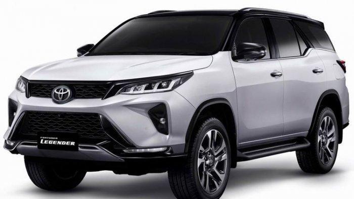 New Toyota Fortuner Legender