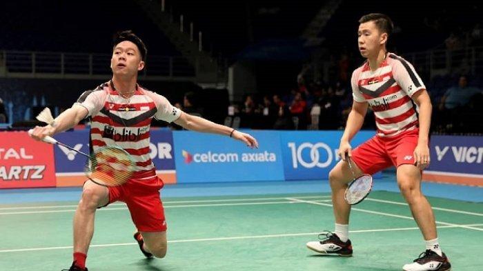 Link Live Streaming Jadwal Badminton Olimpiade Tokyo 2020 Hari Ini, Marcus/Kevin, Ahsan/Hendra Main