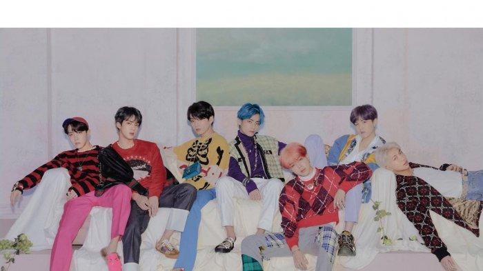 BTS Vakum Sementara, Tapi Member Seperti V, Jin, RM, dan Jimin BTS Tetap Hibur Penggemar