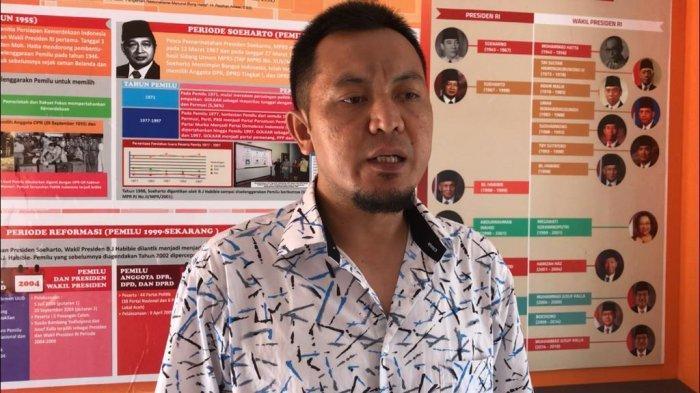 Rapat Pleno Penetapan Kursi dan Calon Terpilih Batal, KPU Muarojambi Tunggu Surat dari MK
