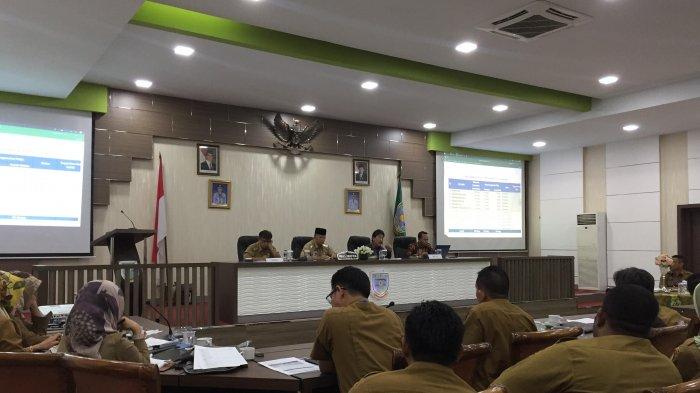 Cegah Gratifikasi, ULP Undang KPK saat Rakornis