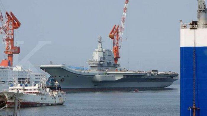 Kapal induk kedua China