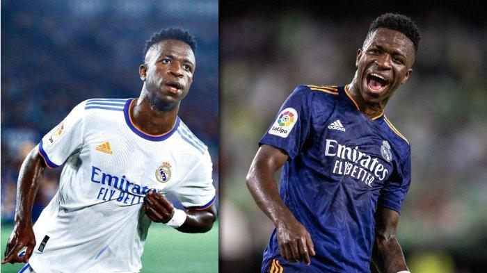 Bintang Muda Real Madrid Vinicius Junior Sudah Lewati 200 Penampilan Profesional