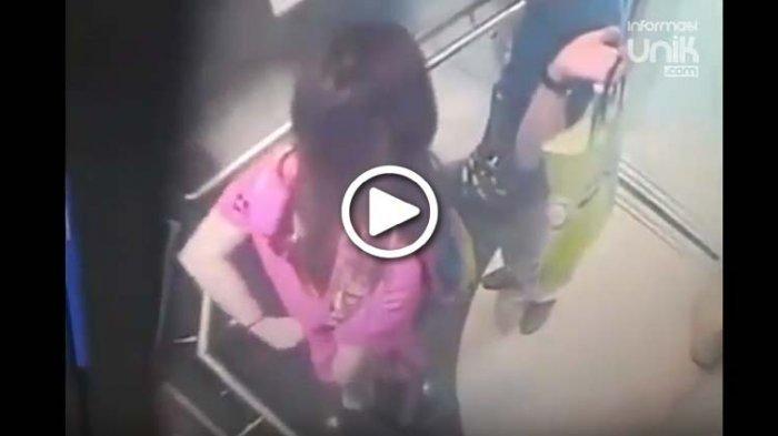 Berdua dalam Lift, Cewek Ini Cepat-cepat Turunkan Celana. Kejadian Selanjutnya Bikin Melongo