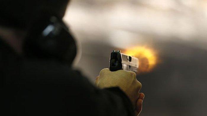 Baku Tembak Dua Pencuri dan Polisi di Lampung, Warga Melihat Penjahat Dibawa Ambulans ke Rumah Sakit