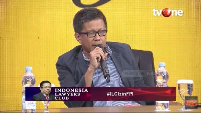 Begini Reaksi Istana Tanggapi Kritik Rocky Gerung Sebut Presiden Jokowi Tak Paham Pancasila