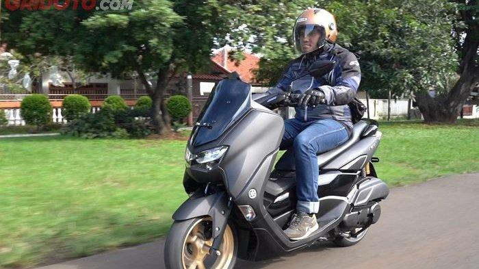 First Ride Yamaha All New NMAX 2020