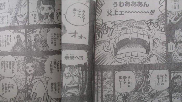 Spoiler One Piece Chapter 973 - Klan Kozuki, Denjiro Memalsukan Kematiannya