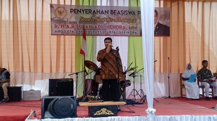 596 Siswa SMPN 22 Kota Jambi Terima Beasiswa Program Indonesia Pintar
