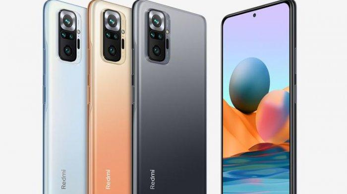 Harga HP Xiaomi April 2021 - Mi 10, Redmi Note 10 dan Redmi Note 10 Pro