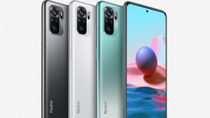 Daftar Harga HP Xiaomi Awal Bulan Juni 2021, Terbaru Redmi Note 10S Rp 2,8 Jutaan