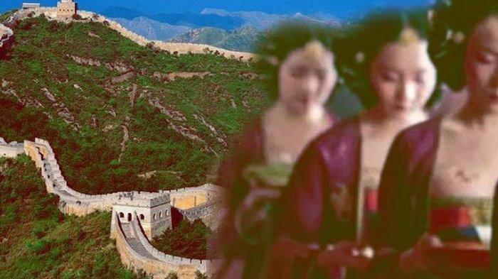 Kisah Pendiri Tembok Besar China - Kaisar Qin Shi Huang Korbankan 6.000 Perawan Untuk Keabadian