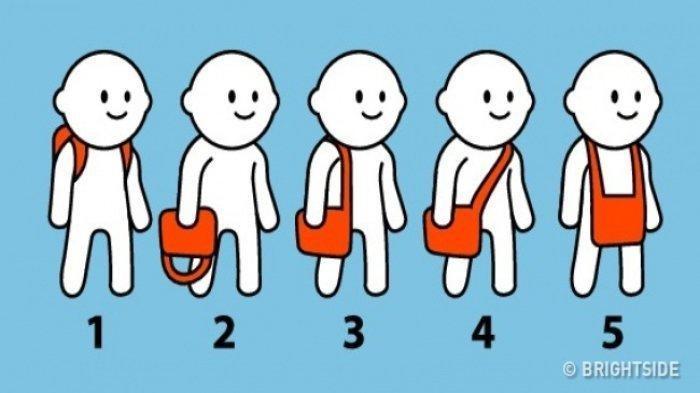 Caramu Memakai Tas Tunjukkan Kepribadianmu, Kamu yang Mana?