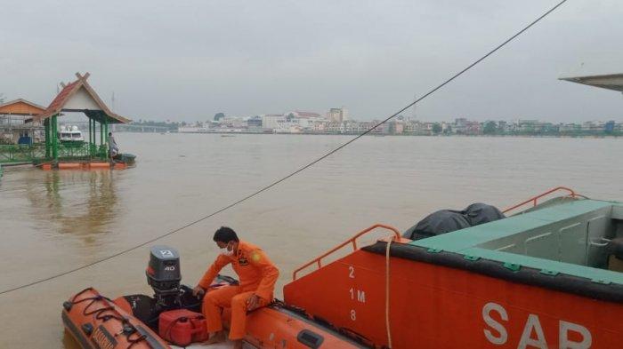 Debit Sungai Batanghari Naik, Basarnas Berangkatkan 3 Tim Siaga Banjir