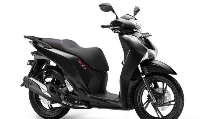 Honda SH150i Tampil dengan Warna Baru, Ini Kelebihan Skutik Rp 41,9 Juta