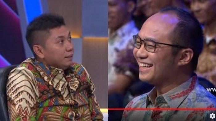 Yunarto Wijaya Tertawa Terbahak-bahak saat Jansen Ungkit Jasa Demokrat hingga Jokowi Jadi Presiden