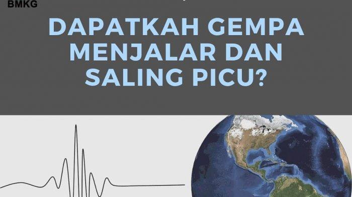 Terungkap!Gempa Hari Ini 13 Juli 2020 DI Yogyakarta dan Jateng Memiliki Kaitan dengan Gempa 1943