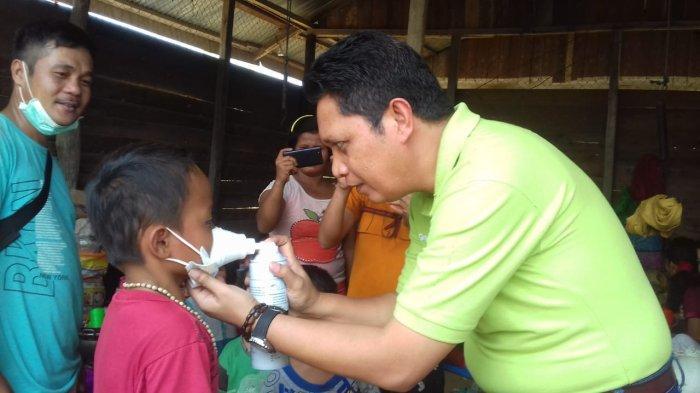 Kantor Desa Pematang Raman Kumpeh Muarojambi Disulap Menjadi Ruang Layanan Oksigen Gratis