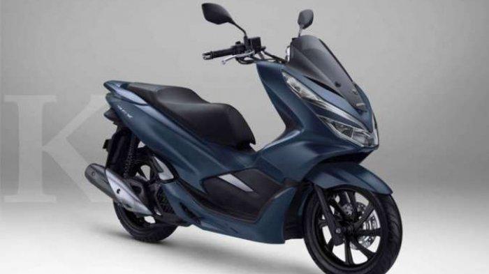 Harga Motor Matik Honda Desember 2020 - Honda BeAt CBS Rp 16 Jutaan, Scoopy Rp 19 Juta, Honda PCX