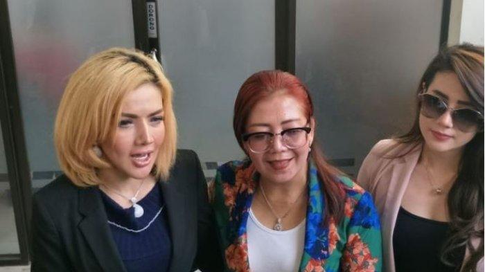 AKRAB Dengan Ibu Kriss Hatta, Sinyal Barbie Kumalasari dan Galih Ginanjar Cerai