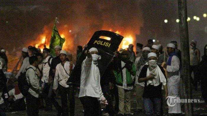 Nah, Terduga Perusuh Demo 4 November Ditangkap di Kediaman Anggota DPD