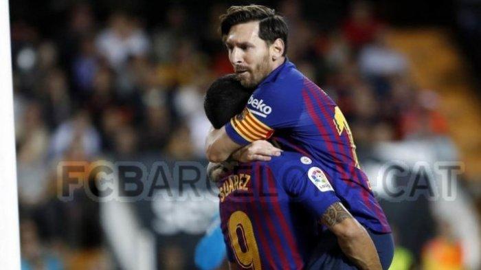 Sedang Tanding! Link Live Streaming Espanyol Vs Barcelona Mulai 2.45 WIB Liga Spanyol Live SCTV