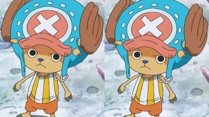 Tony Tony Chopper di One Piece