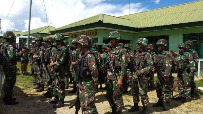 Kontak Senjata dengan KKB di Nduga Papua saat Evakuasi Korban, Satu Anggota Tim Belukar Tertembak