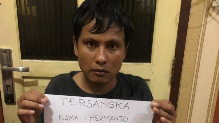 Tengah Malam Rumah Buruh di Jambi Digerebek Polisi, Aparat Temukan Sabu 8 Gram