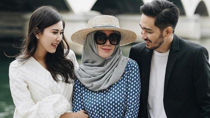 Syahnaz Sadiqah Ceritakan Pengalaman Selama Terpapar Covid-19, Sedih Anak Kembarnya Juga Positif