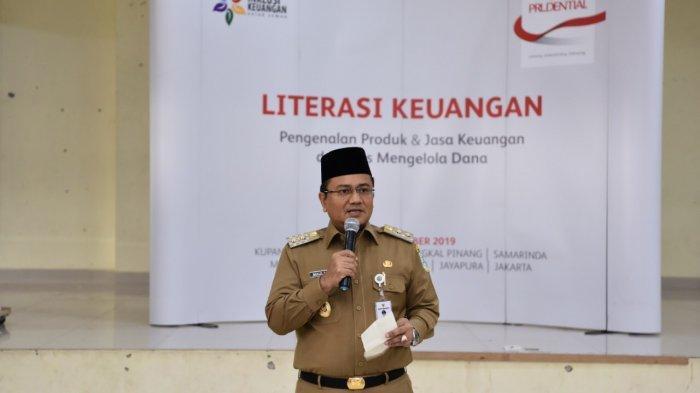 Buka Acara Literasi Keuangan, Maulana Berharap Ekonomi Kreatif di Kota Jambi Berkembang