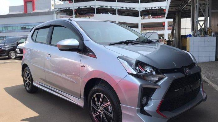 Harga Mobil Bekas Toyota Agya Mulai Rp 70 Juta Varian Keluaran 2015