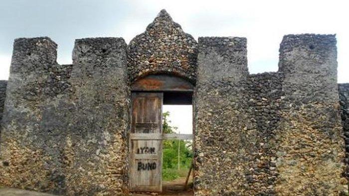 Benteng Baadia, Benteng Raksasa Era Sultan Buton XXIX Dibangun dari Batu Karang dan Putih Telur
