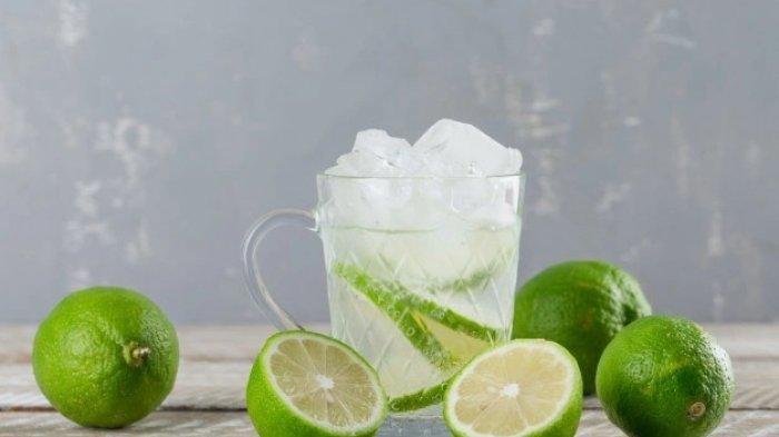 Cara Membuat Es Kelapa Jeruk Nipis, Menyehatkan dan Menyegarkan