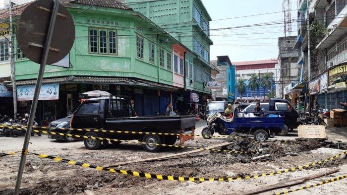 Ini 19 Titik Banjir di Kota Jambi, Pemkot Lakukan Ini untuk Bebaskan Kota Jambi dari Banjir