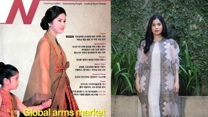 Annisa Pohan Kenang Momen Ikut Fashion Show di Korsel, Jadi Cover Majalah Bareng Almira