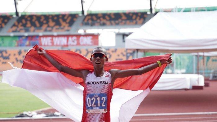 SIAPA Sebenarnya Agus Prayogo, Peraih Emas Cabang Atletik SEA Games 2019