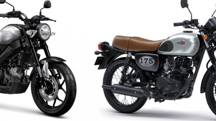 Daftar Harga Motor Sport 150 CC Naked Bike - Honda CB, Yamaha XSR, Vixion, Suzuki GSX, Kawasaki W175