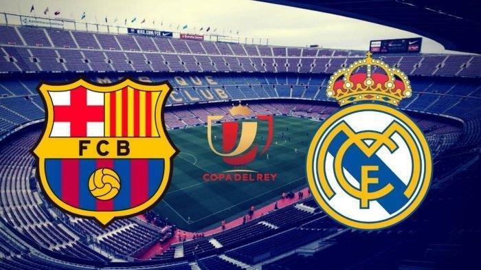 LINK LIVE STREAMING Bein Sport El Clasico Barcelona Vs Real Madrid, Saksikan di Hp!