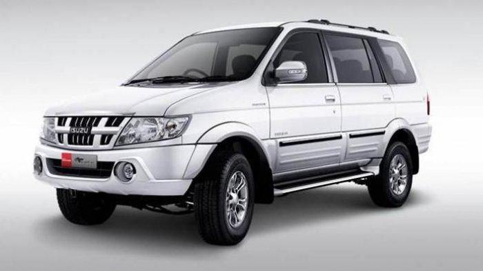 Pilihan Mobil Bekas SUV Dibawah Rp 100 Juta - Isuzu Panther, Toyota Rush, Daihatsu Terios Honda CR-V