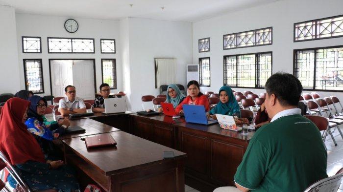 Tanoto Foundation Buat Pelatihan Menulis Praktik Baik di Tebo, 10 Guru Belajar Menulis Feature