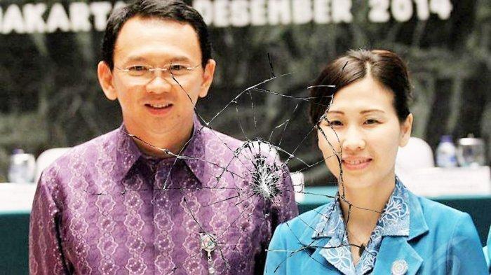 Tiba-tiba Veronika Tan Muncul di Rumah Anies Baswedan, Orang-orang Kaget Lihat Mantan Ahok, Ada Apa?