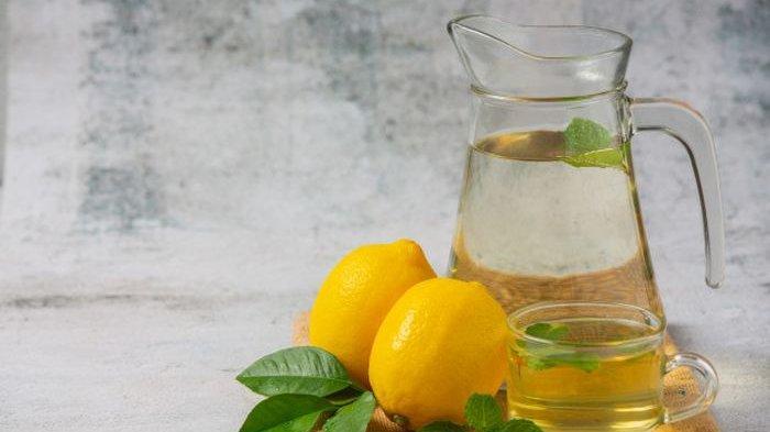 Cara Mengobati Batu Ginjal Secara Alami dengan Air Lemon, Sitrat Dapat Memecah Batu-batu Kecil
