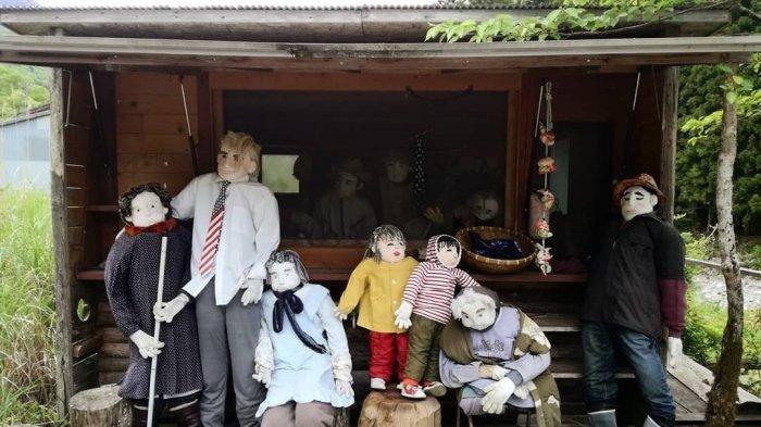 Cerita Pilu Desa Nagoro yang Ditinggal Penduduknya, Kini Hanya Ada Boneka